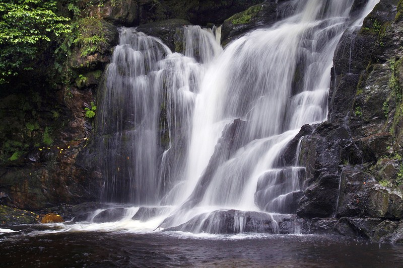 Torc Waterfall, Killarney National Park.Photo:Valerie O'Sullivan